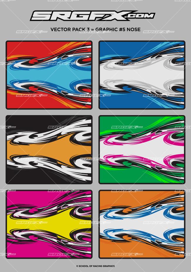 Vector Pack 3 School Of Racing Graphicsschool Of Racing