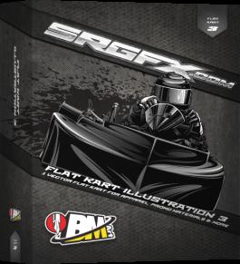 SRGFX BMart Flat Kart Illustration 3