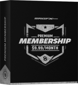 School of Racing Graphics Premium Membership Box