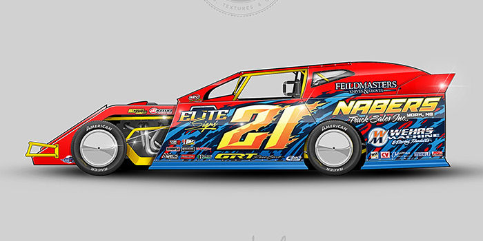 Nabers 2017 Dirt Modified