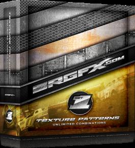 SRGFX Metal Texture Pattern Pack
