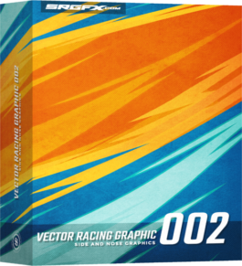 Vector Racing Graphic 002 Box