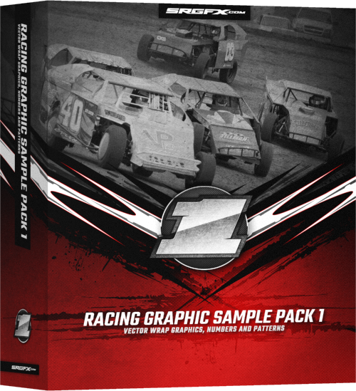 Free Vector Racing Graphics