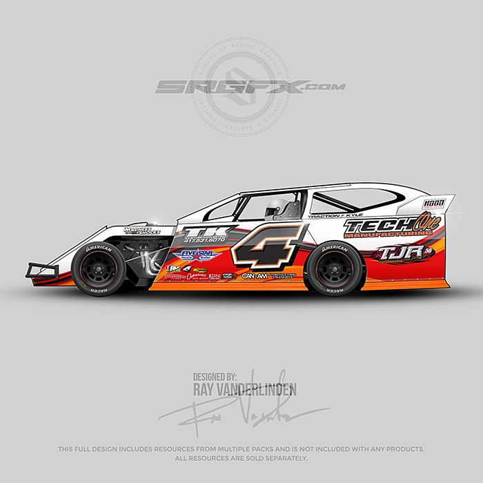 Thomas McBride 2012 Dirt Modified