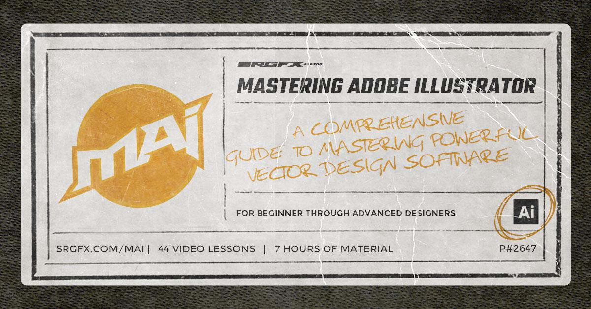 Mastering Adobe Illustrator