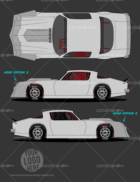 race car graphic design templates street stock template 2 school of racing graphics
