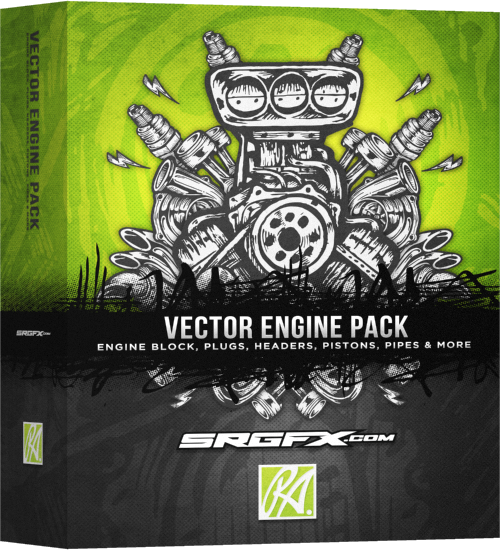 RA SRGFX Vector Engine Pack