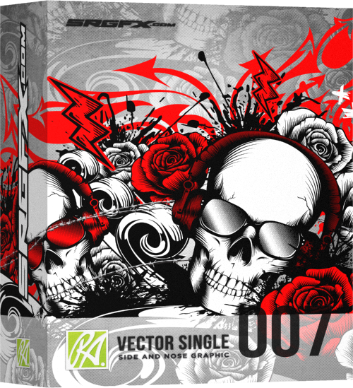 SRGFX Vector Single 007