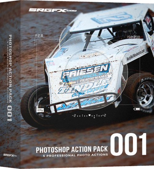 Photoshop Action Pack 001