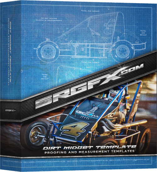 SRGFX Dirt Midget Template