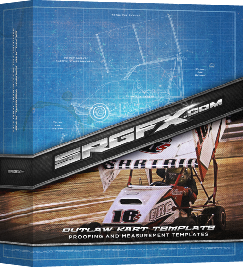 SRGFX Outlaw Kart Template