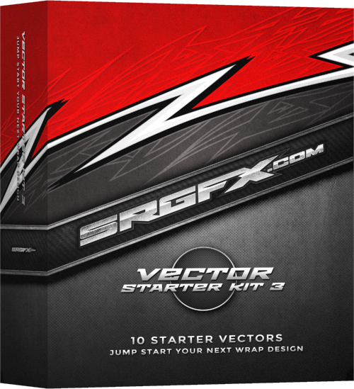 SRGFX Vector Starter Kit 3 Box