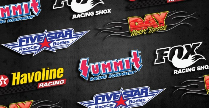 5 Vector Racing Logos Vol.3