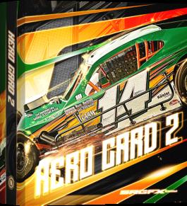 SRGFX Hero Card Template 2 Box