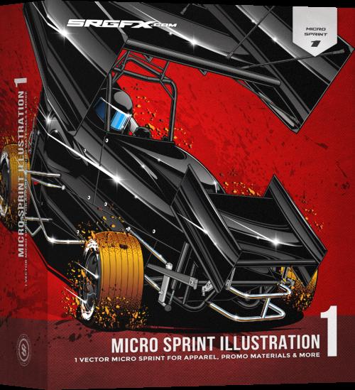 SRGFX Micro Sprint Illustration 1