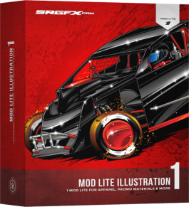 SRGFX Mod Lite Illustration 1-Box