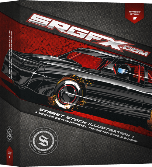 SRGFX Street Stock Illustration