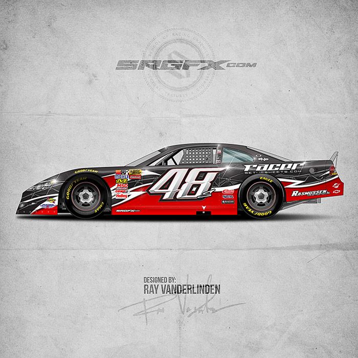 Racer Setup Sheets 2016 Asphalt Latemodel | School of Racing Graphics