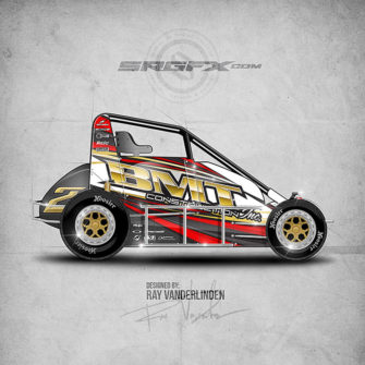 BMT 2016 Dirt Midget