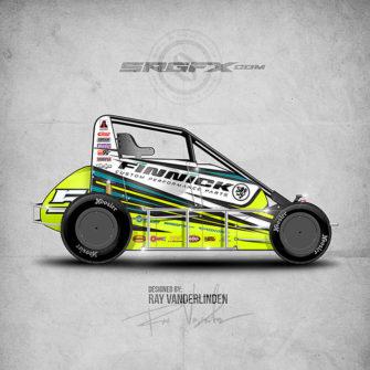 Finnick 2016 Dirt Midget