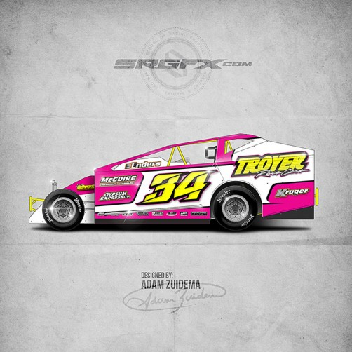 Troyer Race Cars 2016 Big Block Modified