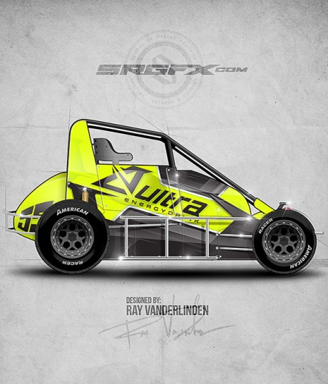 Dirt midget archives school of racing graphicsschool of for Race car graphic design templates