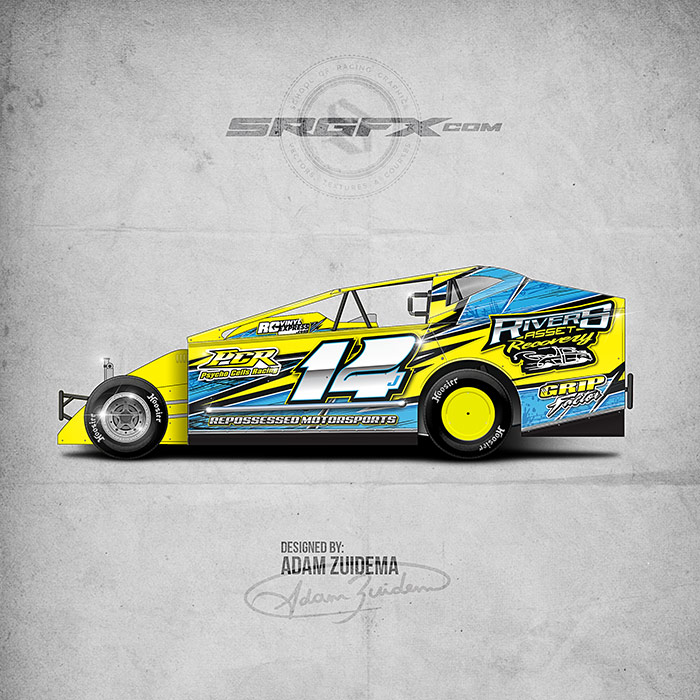 Repossessed Motorsports 2016 Big Block Modified