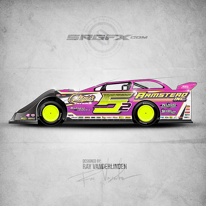 Armstead 2016 Dirt Late Model