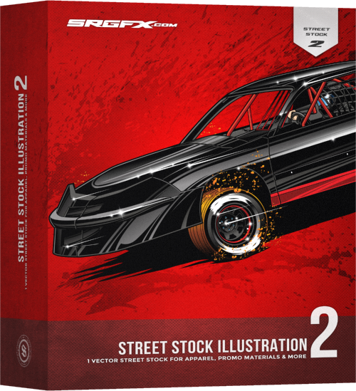 SRGFX Street Stock Illustration 2