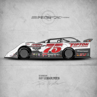 Tipton 2016 Dirt Late Model