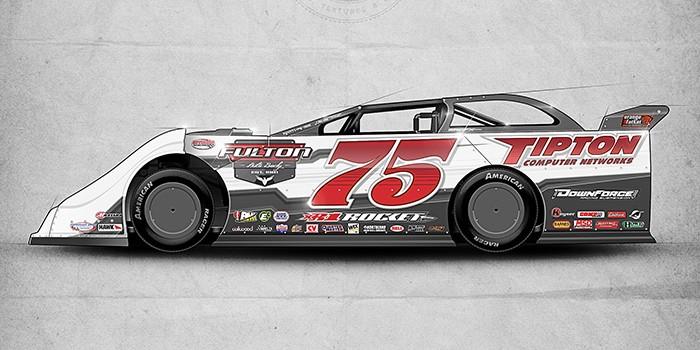 Tipton 2016 Dirt Late Model