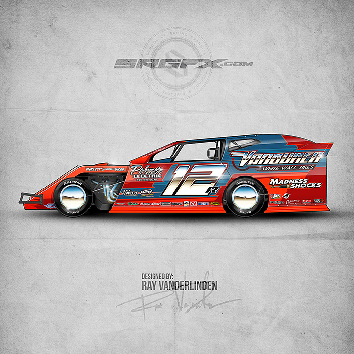 VanBuren 2016 Dirt Modified