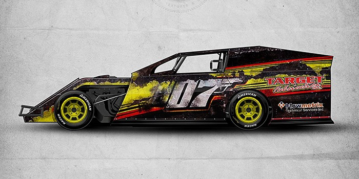 Curtis King 2016 Dirt Modified