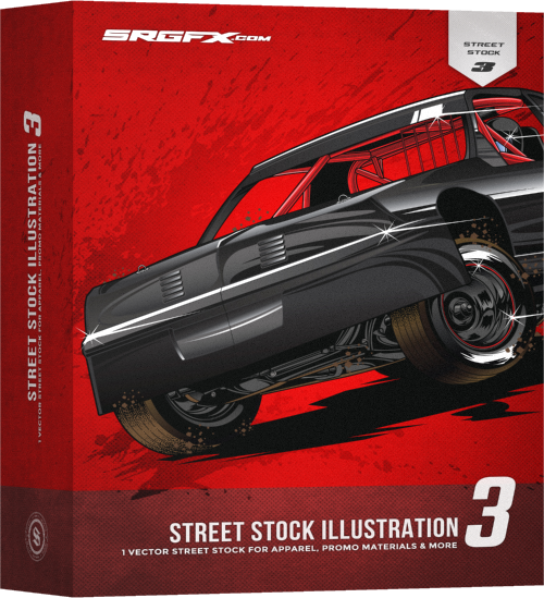 SRGFX Street Stock Illustration 3