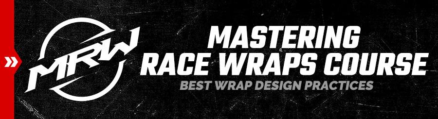Mastering Race Wrap Designs