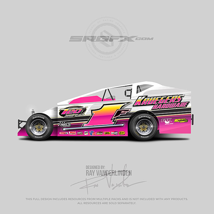 Kruegers Hardware 2017 East Coast Modified