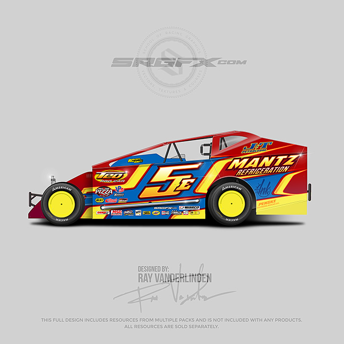 Mantz Regrigeration 2017 East Coast Modified