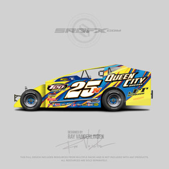 2017 Queen City Breaks East Coast Modified