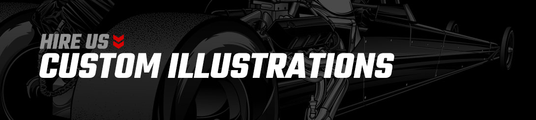 Hire SRGFX for custom illustrations