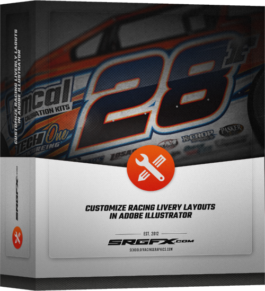 Customize Racing Livery Layouts Course