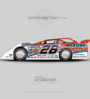 Western Outlet Store 2017 Dirt Late Model