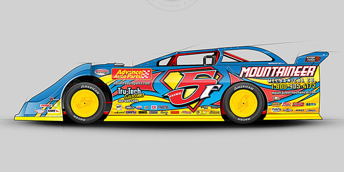 Mountaineer 2017 Dirt Late Model