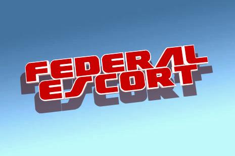 Federal Escort Font