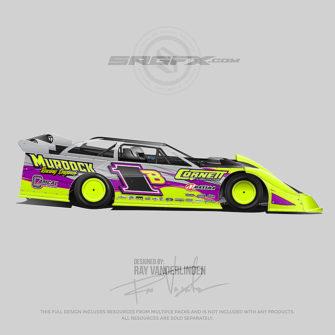 Murdock Racing Engines 2018 Dirt Late Model