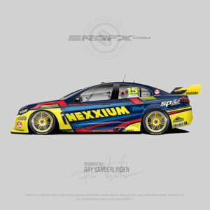 Nexxium 2018 V8 Supercar
