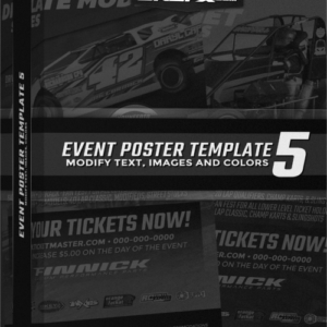 Event Poster Template 5