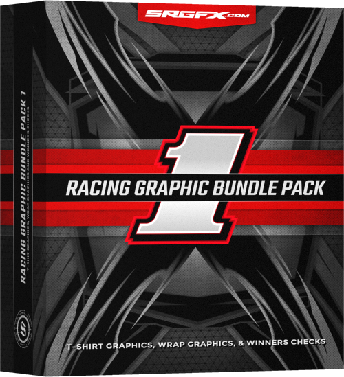SRGFX Racing Graphic Bundle Pack 1 Box