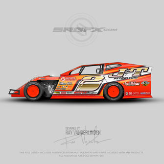 J & T Petroleum 2016 Dirt Modified