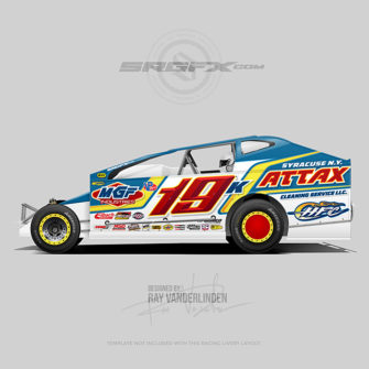 Attax Cleaning 2018 East Coast Modified