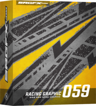 SRGFX Vector Racing Graphic 059 Box